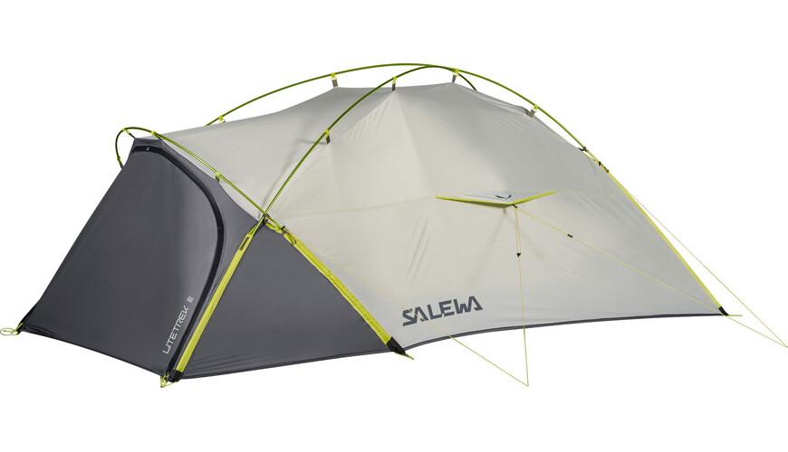 Salewa Litetrek III Tent light grey/cactus